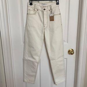 NWT - Mango Straight Leg Jeans